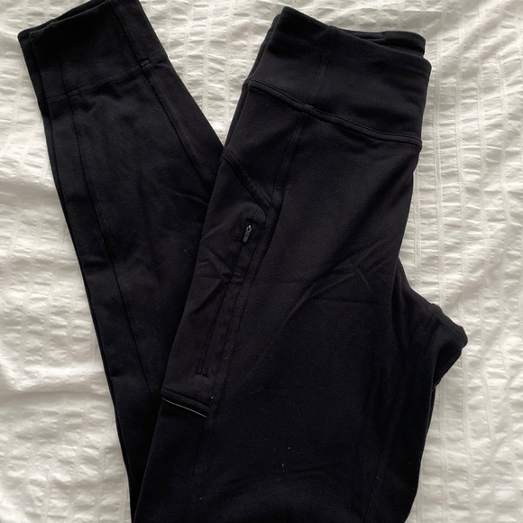 Lululemon Fitted Joggers